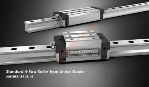 Trượt vuông bi đũa chịu tải lớn - ARR/HRR/LRR 35,45