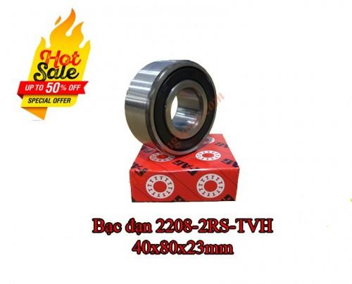 Bạc đạn 2208-2RS-TVH