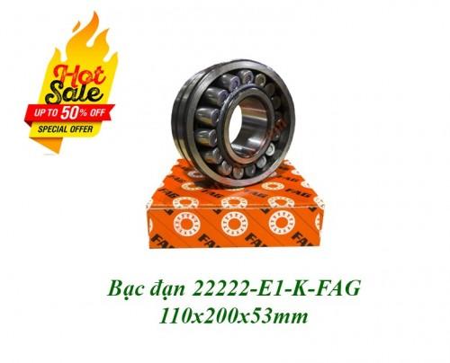 Bạc đạn 22222-E1K-FAG