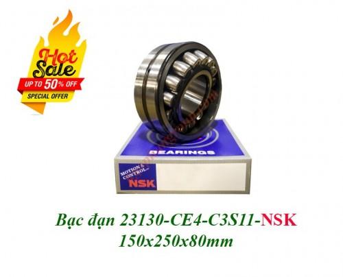Vòng bi 23130 CE4 -C3S11-NSK
