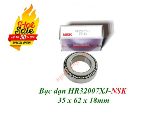 Vòng bi HR32007XJ NSK