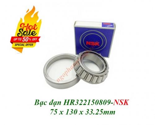 Vòng bi HR322150809 NSK
