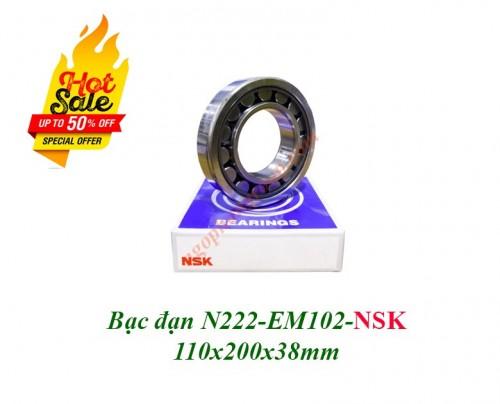 Vòng bi N222 EM-102 NSK