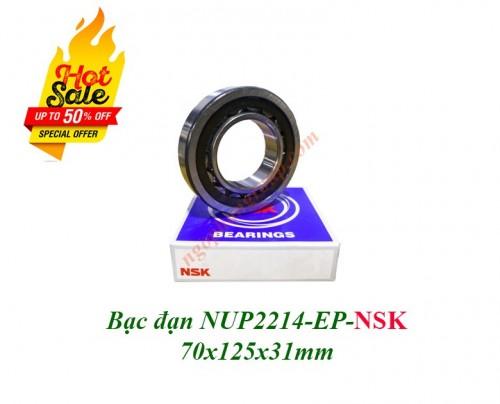 Vòng bi NUP2214 EP NSK