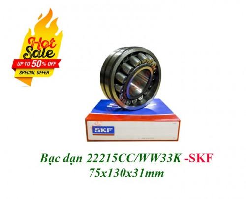 Vòng bi 22215CCK/W33 SKF