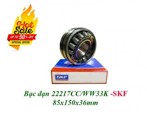 Vòng bi 22217CCK/W33 SKF