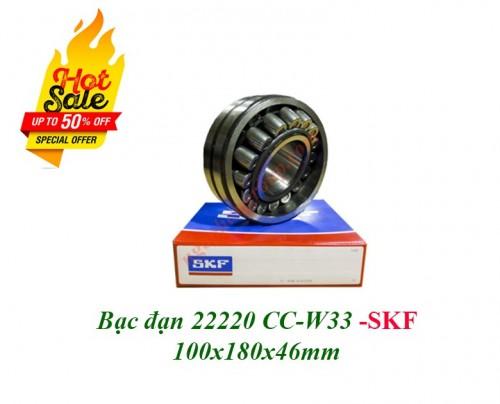 Vòng bi 22220CC/W33 SKF