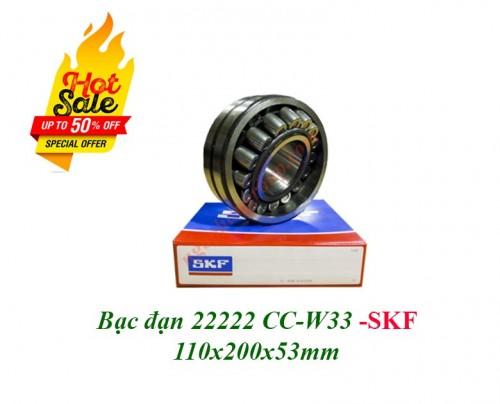 Vòng bi 22222CCW33 SKF