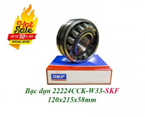 Vòng bi 22224CCK/W33 SKF