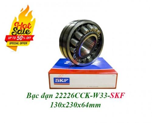 Vòng bi 22226CCK/W33 SKF