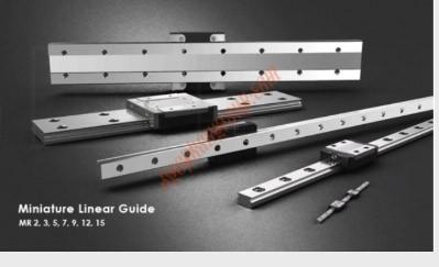 Thanh Trượt Vuông Mini - MR Series: Miniature Linear Guide