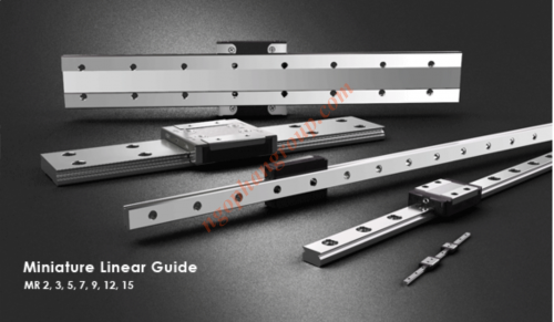 Trượt Mini - MR Series: Miniature Linear Guide