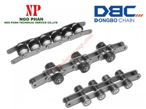Xích Bước Đôi Có Con Lăn DBC (Free Flow Chain)