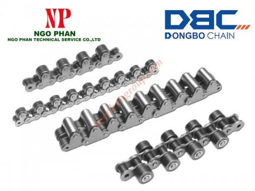 Xích Tiêu Chuẩn Có Con Lăn DBC (Free Flow Chain)