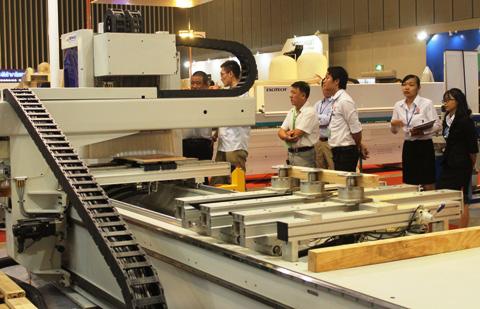 Mua máy móc thiết bị chế biến gỗ ở đâu giá rẻ tại tp HCM