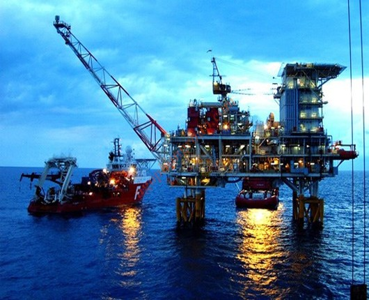 mỏ dầu